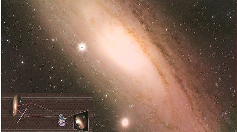New research questions Stephen Hawking's hypothesis on dark matter