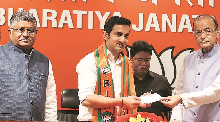 Lok Sabha elections 2019, Lok Sabha elections, 2019 Lok Sabha elections, election news, Delhi lok sabha polls, lok sabha polls delhi, gautam gambhir, atishi marlena,