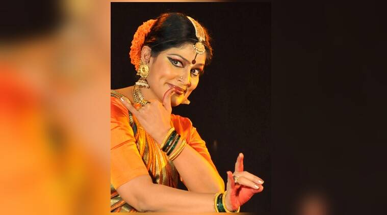 bharatanatyam, dancer, geeta chandran, classical dance, indian express