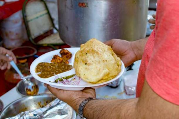 Delhi street food, best Delhi street food, indian street food