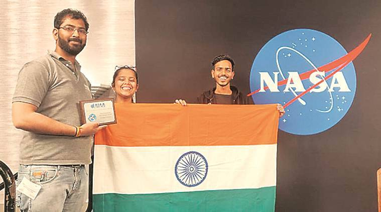 Private college in Ghaziabad wins NASA honours