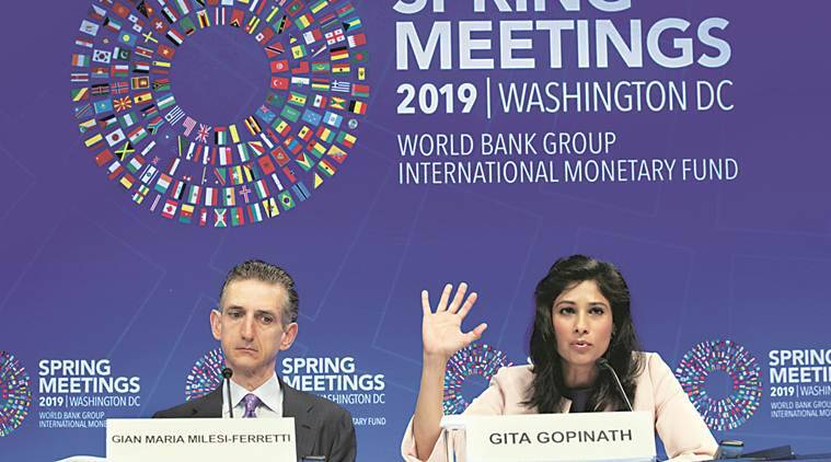 IMF trims India's FY20 growth forecast to 7 3% | Business