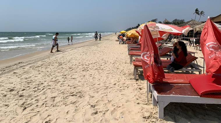 goa, goa tourism, goa reopens for tourists, goa tourism