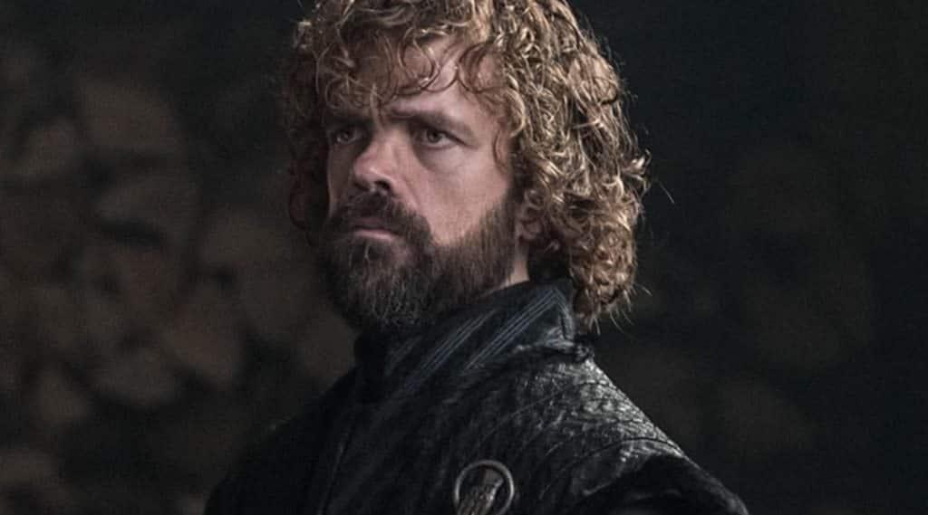 Peter Dinklage in Game of Thrones season 8