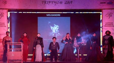 Game of Thrones, Satyam Fashion Institute, Arya Stark, Sansa Stark, Lannister, Khal Drogo, Jon Snow, RR Martin, Song of Ice and Fire, indianexpress.com, lifestyle, young designers
