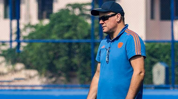 Graham Reid, India hockey coach, hockey coach, Graham Reid indian hockey, india hockey coach, hockey coach interview, Grahama Ried interviews, india hocky coach interview, indian express, latest news