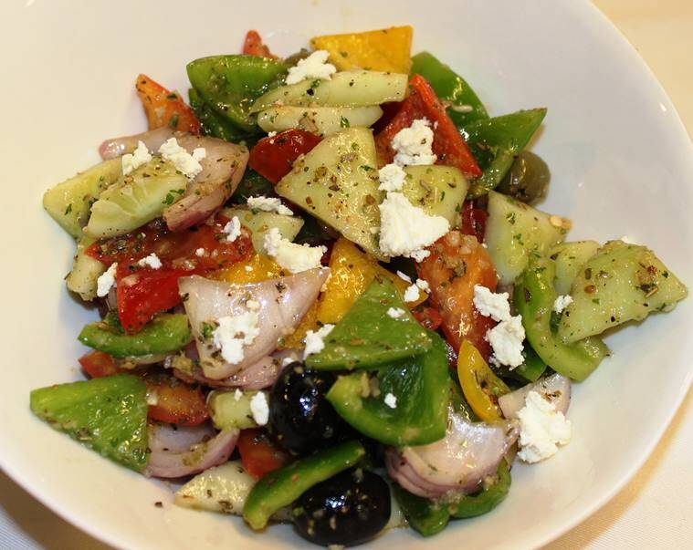 Greek Salad, Greek Salad recipe, salad, indian express