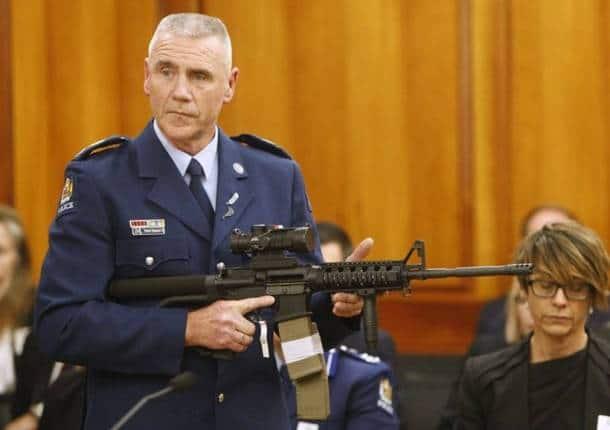 New Zealand gun laws