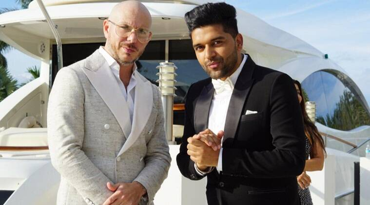 Latest Punjabi Song 'Slowly Slowly' Sung By Guru Randhawa featuring Pitbull