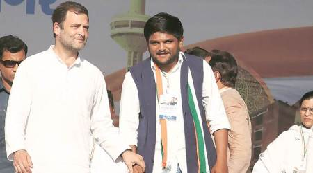 Nod to land Hardik Patel's chopper in Gujarat's Lunawada cancelled after 'land owners object'