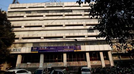 Eviction of Herald House: SC stays HC order, issues notice to Govt