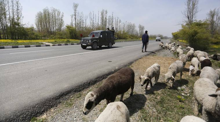 Explained: Why J&K govt is blocking a highway, and its importance for civilians