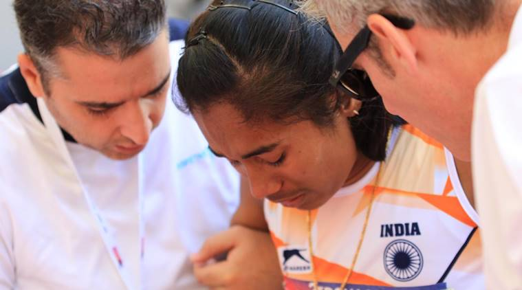 Asian Athletics Championship: Dutee Chand Breaks National Record; Hima Das Injured