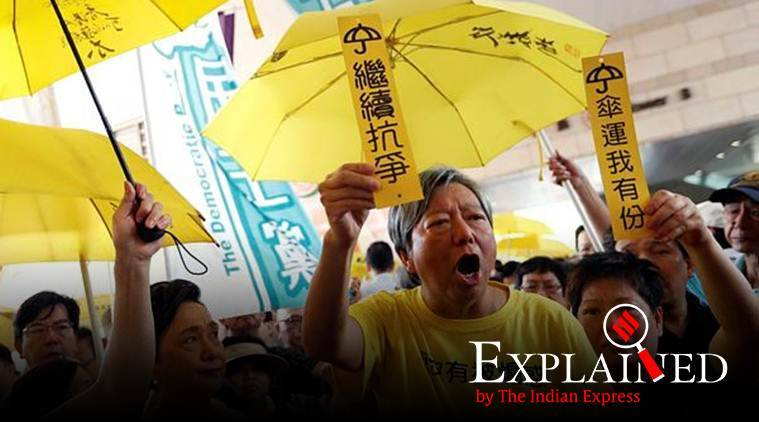 hong kong, protests in hong kong, why are people protesting in hong kong, occupy central, what is occupy central, hong kong news