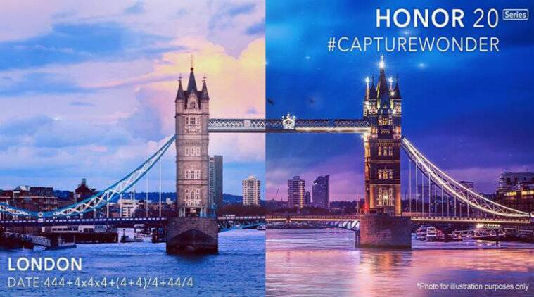Honor, Honor 20, Honor 20 Pro, Honor 20i, Honor 20A, Honor 20C, Honor 20X, Honor 20 Lite, Honor new phones, Honor launch event, Honor India, Honor London