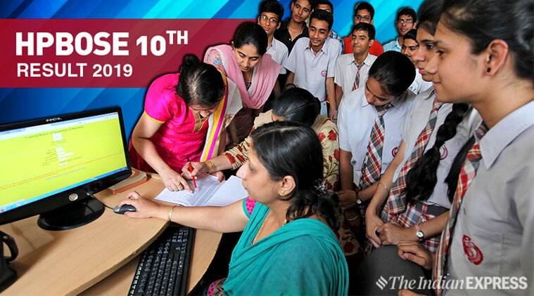 hpbose, hpbose.org, 10th result 2019, indiaresults