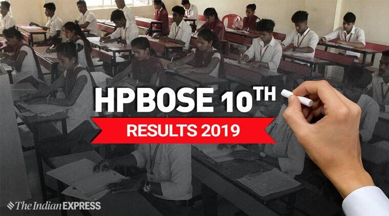hpbose.org, hpbose results, hpbose 10th result 2019