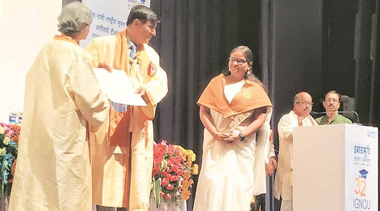 Pune: At IGNOU convocation, 1,500 certificates given out