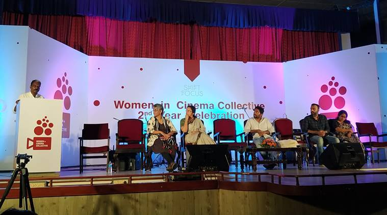 'no Equality Without Safety And Security': Women In Cinema Collective Completes Two Years