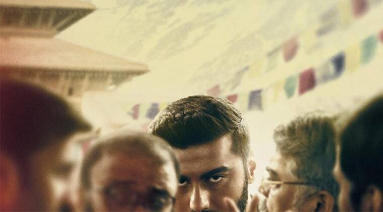 India's Most Wanted first look Arjun Kapoor