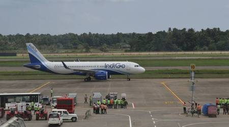 IndiGo shares tumble 12 per cent; m-cap drops by Rs 7,633 cr after Q2 earnings