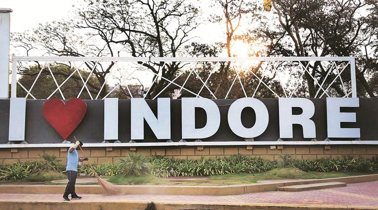 Indore, India's cleanest city, cleanest city in India, swachh bharat mission, Indore municipal corporation, indore news, indian express