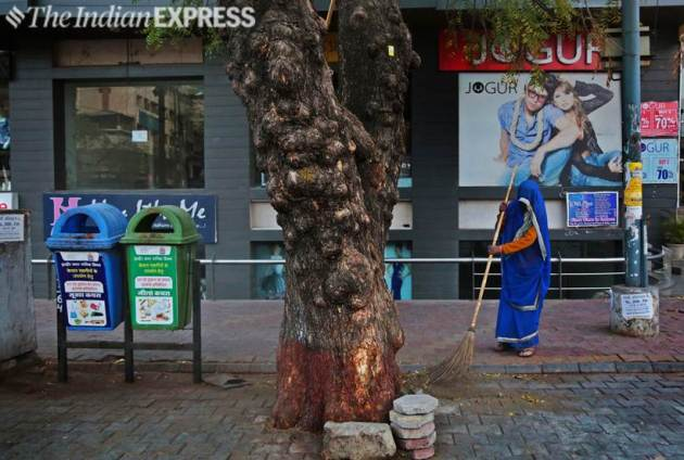 Glimpses from inside India's cleanest city Indore