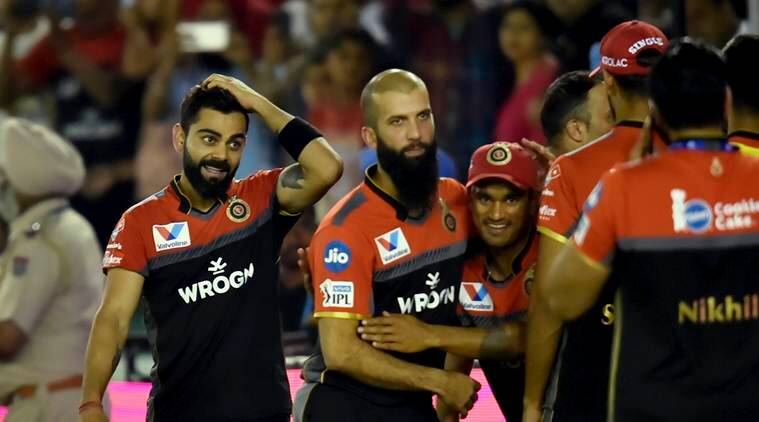 MI vs RCB Live Score, IPL 2019 LIVE Cricket Score Today Match: Mumbai Indians host Royal Challengers Bangalore