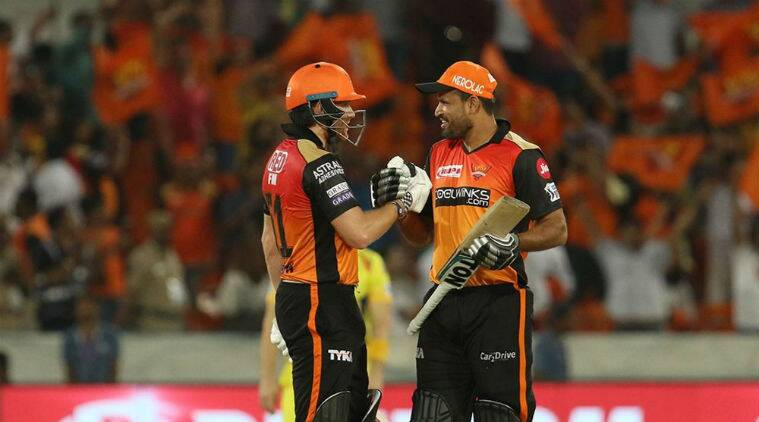 IPL 2019: Sunrisers Hyderabad cruise to a nine-wicket victory over KKR