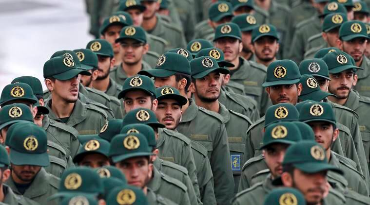 Trump administration expected to designate Iran's IRGC as a terrorist group