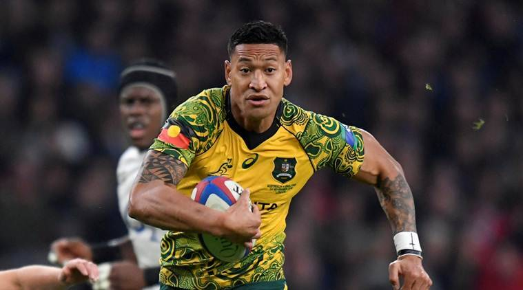 Rugby player Israel Folau set to have contract terminated after controversial posts