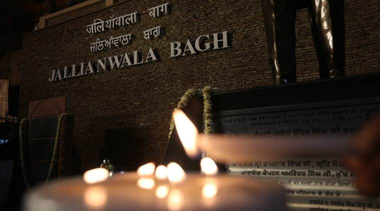 jallianwala bagh, jallianwala bagh massacre, 100 years of jallianwala bagh massacre, jallianwala bagh amritsar, amritsar, general dyer, british, british rule india, british government, punjab news, indian express news