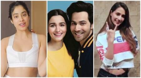 Janhvi Kapoor, Alia Bhatt, Disha Patani social media videos