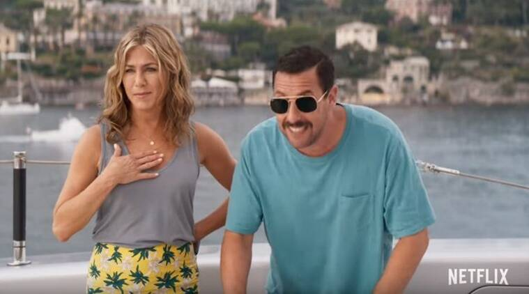 'Murder Mystery' Trailer: Sandler and Aniston Back Together