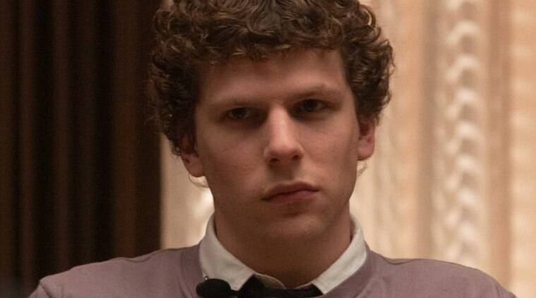 Jessie Eisenberg film The Art of Self-Defense is directed by Riley Stearns.