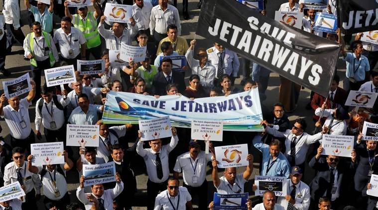 From home loans to school fees, Jet Airways employees worry for their jobs