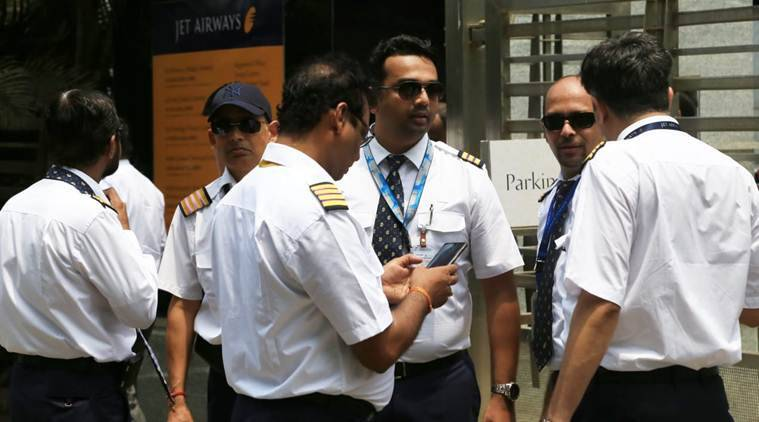 Over 1,000 Jet Airways pilots not to fly from Monday