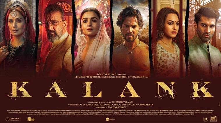 Kalank movie review: All show and no go