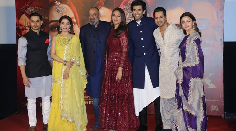 kalank trailer launch, kalank trailer launch photo