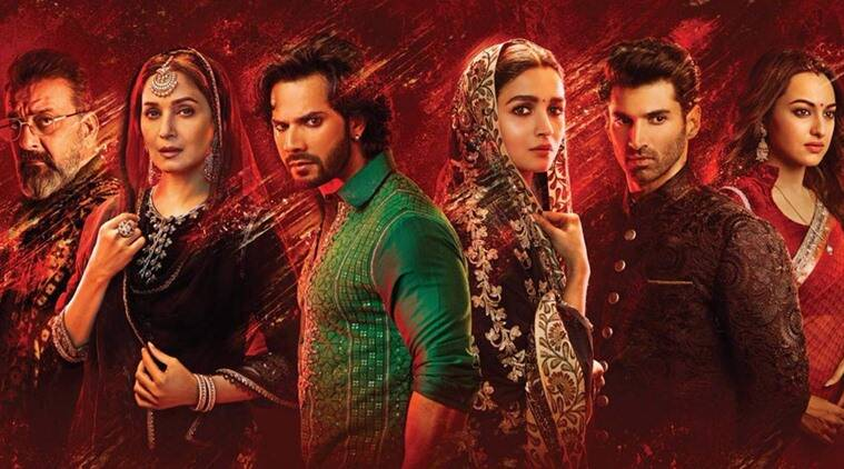 Ssrs Movie Kalank Movie Download: Kalank Movie Review And Release Highlights: Varun-Alia
