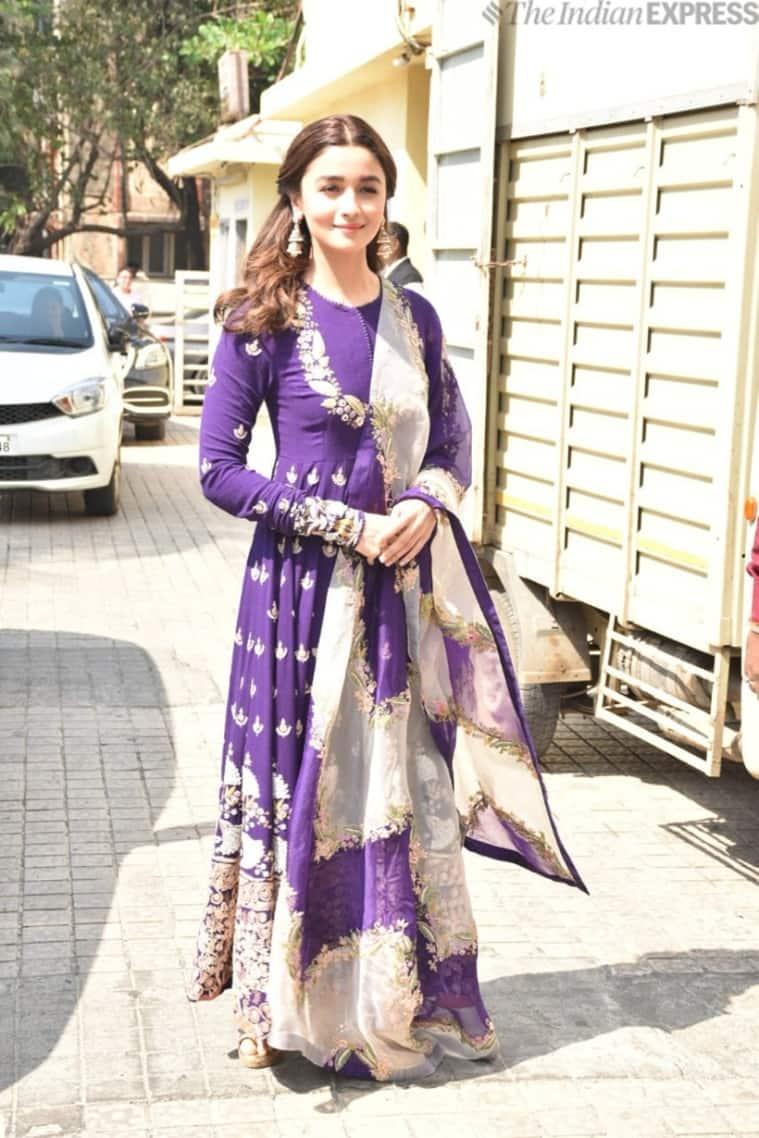 alia bhatt at kalank trailer launch in mumbai
