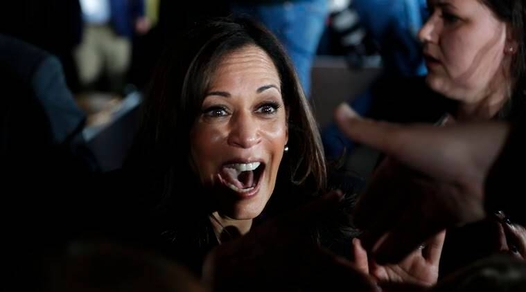 US Presidential elections 2020: Kamala Harris' campaign focuses on black colleges for support