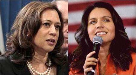 Explained: Among US presidential hopefuls, two women with strong India links