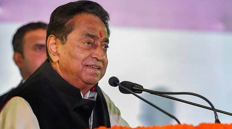 Tax raid, Kamal Nath link: EC asks for probe by CBI