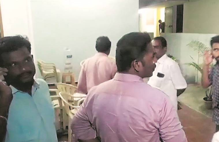 Tamil Nadu campaign ends on bitter note: Tax men raid Kanimozhi's home, find nothing