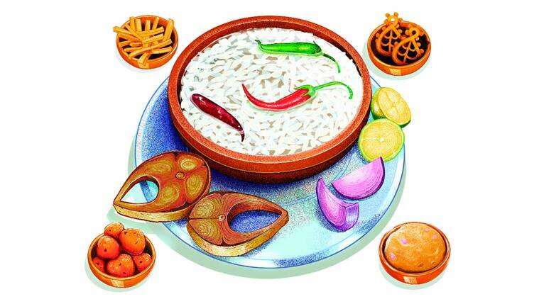 kanji, indian food, indian cuisine