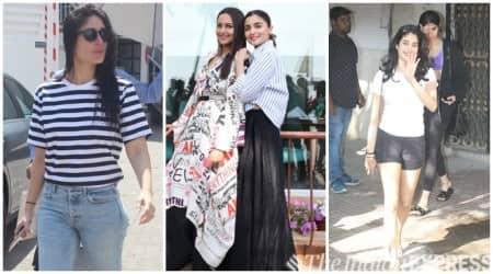 Kareena Kapoor, Alia Bhatt, Janhvi Kapoor