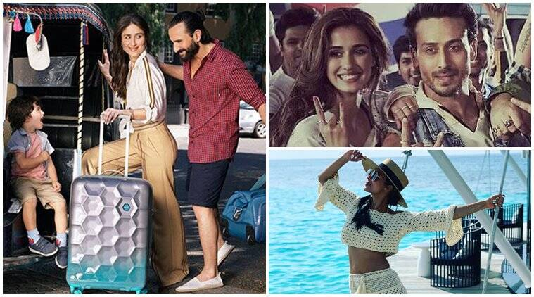 Kareena Kapoor Khan, Tiger Shroff, Malaika Arora social media videos