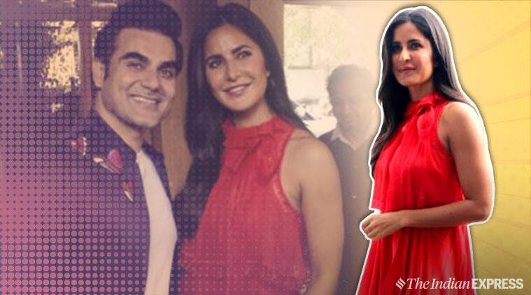 Katrina Kaif welcomes summers in style in this breezy red dress