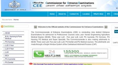 cee, KEAM admit card 2019, keam, keam 2019, keam exam date, cee.kerala.gov, Office Commissioner for Entrance Examination, cee kerala, keam admit card download, education news, indian express news